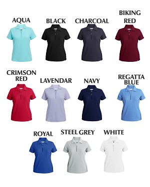 PEBBLE BEACH LADIES POLO