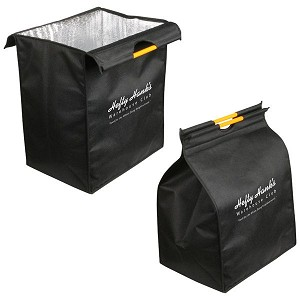 'NEW' XL Insulated Recycled P.E.T. Shopping Bag