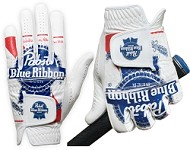 <b>ON SPECIAL! <BR>Glove Branders Design Series Cabretta Golf Glove