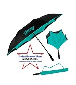 Inversa Inverted Umbrella - Auto-Open, Reverse Closing