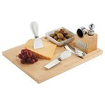 Entertainer Wine & Cheese Board