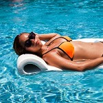 Sunsation (TM) Pool Floats <br>Logo Customized